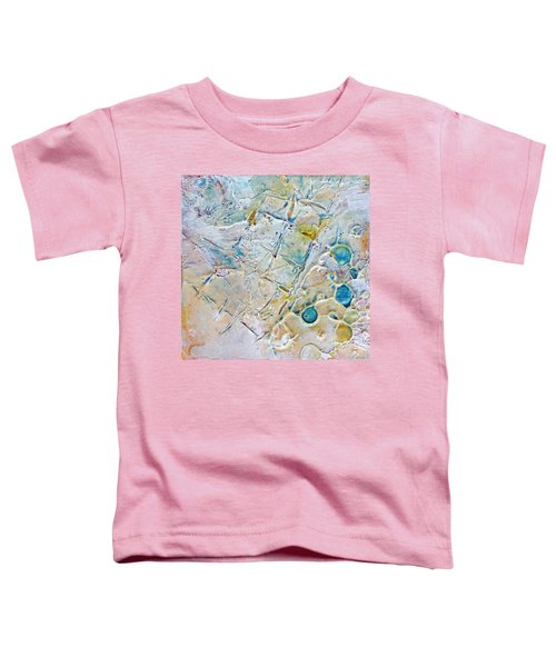 Iced Texture I Toddler T-Shirt