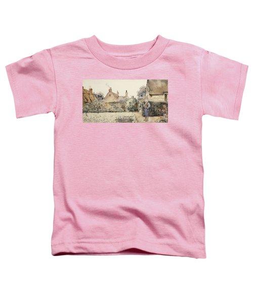 In The Garden Toddler T-Shirt