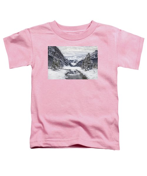In The Heart Of The Winter Toddler T-Shirt