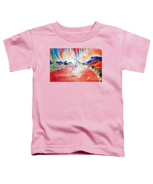In The Sunset Toddler T-Shirt