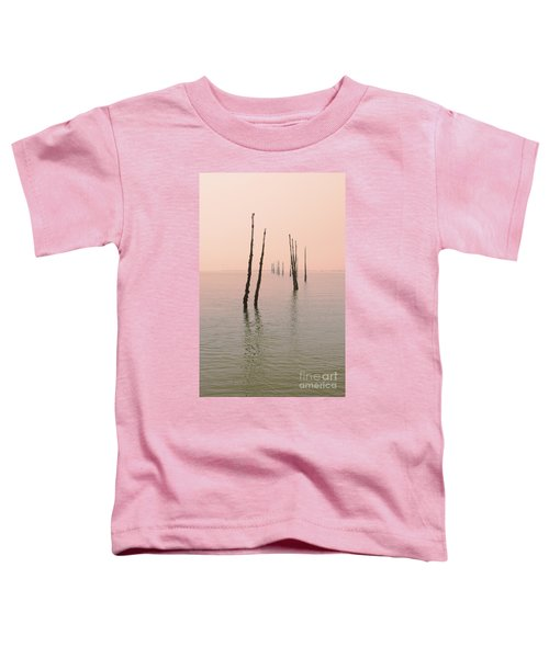 Into The Pink Sunset... Toddler T-Shirt