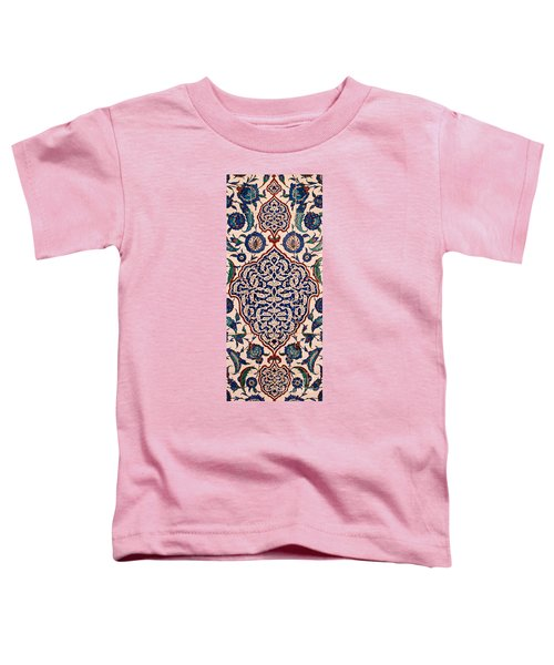 Iznik 04 Toddler T-Shirt