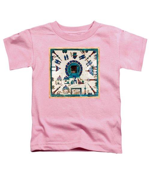 Iznik Kaaba Toddler T-Shirt