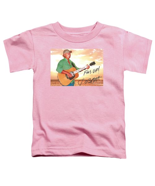 Jimmy Buffett Sunset With The Grand Old Opry  Toddler T-Shirt