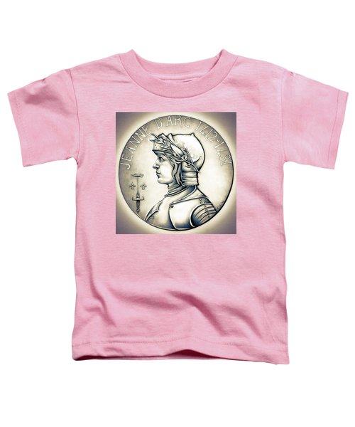 Joan Of Arc - Original Toddler T-Shirt