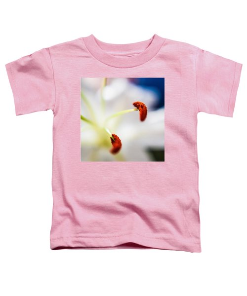 Joy Is Noticing The Small Things! Toddler T-Shirt