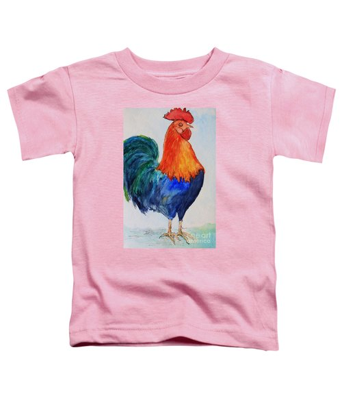 Key West Rooster Toddler T-Shirt