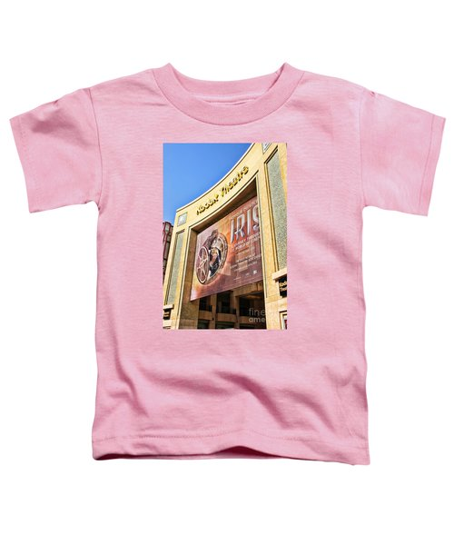 Kodak Theatre Toddler T-Shirt