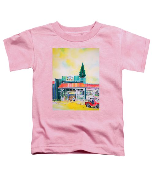 Lanai City Toddler T-Shirt