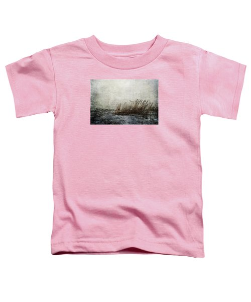 Leaning Straws Toddler T-Shirt