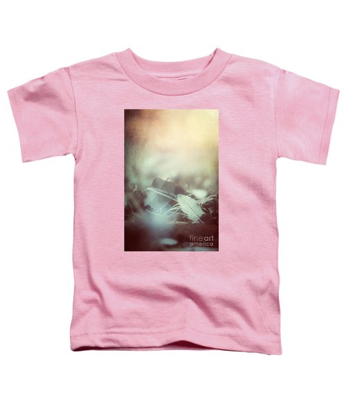 Leaves Of Time  Toddler T-Shirt
