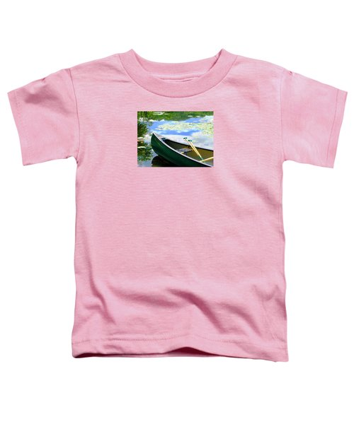 Let's Go Out In The Old Town Toddler T-Shirt