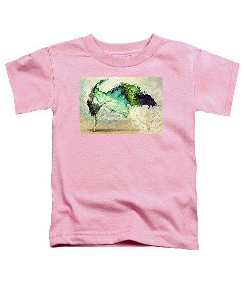 Like Air I Will Raise Toddler T-Shirt