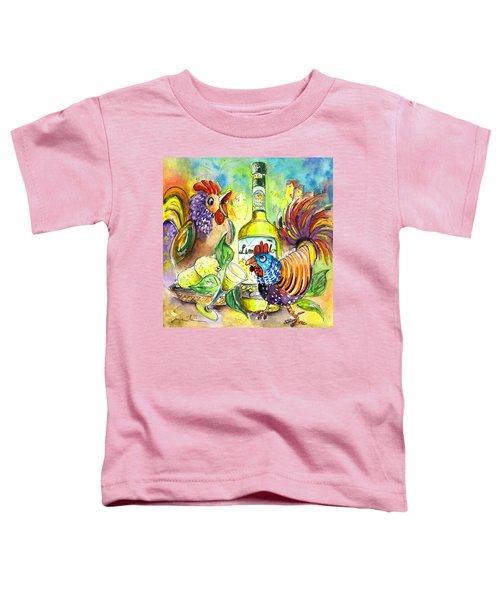 Limoncello Di Sicilia Toddler T-Shirt
