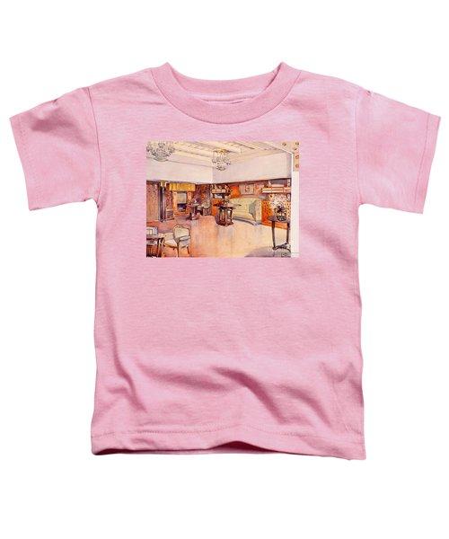 Living Room, 1905 Toddler T-Shirt