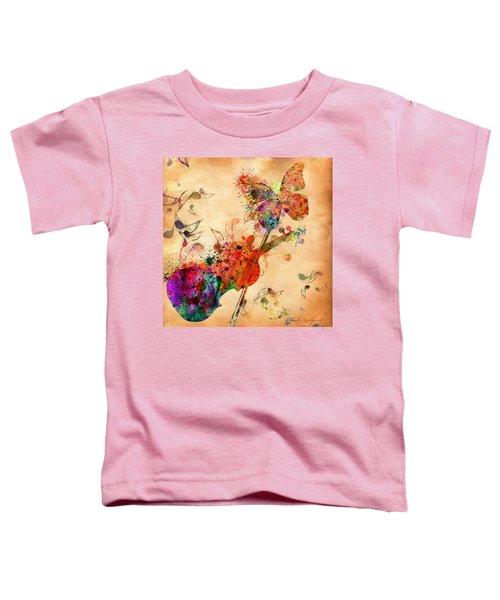 Love Music  Toddler T-Shirt