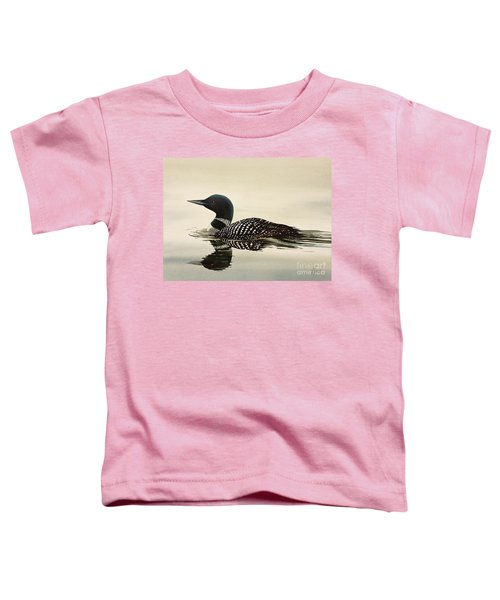 Loveliest Of Nature Toddler T-Shirt by James Williamson
