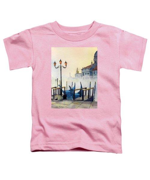 Lumi Di Candelbro Toddler T-Shirt
