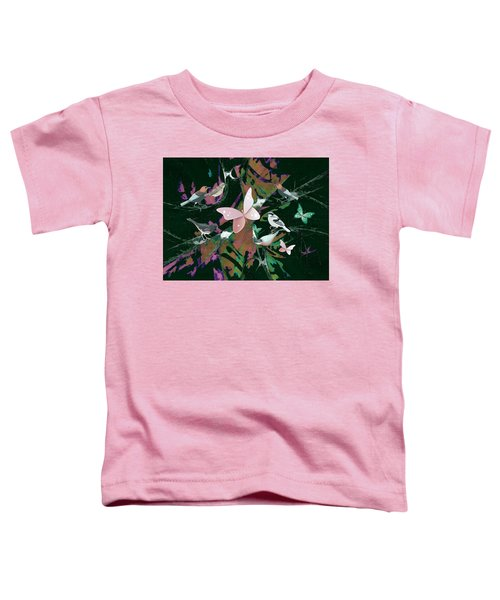 Madame Butterfly Toddler T-Shirt
