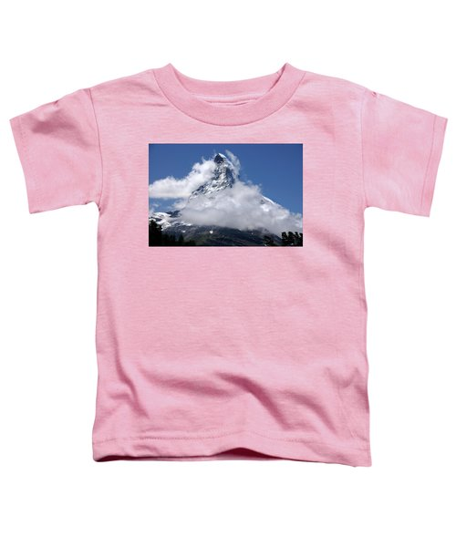 Majestic Mountain  Toddler T-Shirt