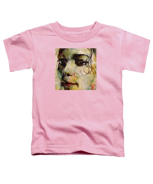 Man In The Mirror Toddler T-Shirt by Paul Lovering