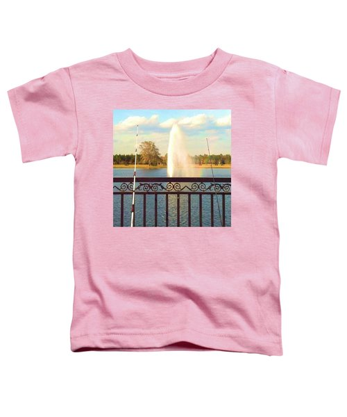 Man Made Rainbow Toddler T-Shirt
