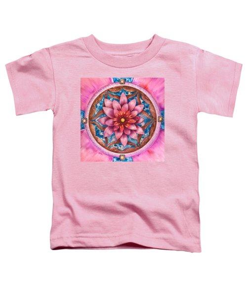 Mandala Of Health Toddler T-Shirt