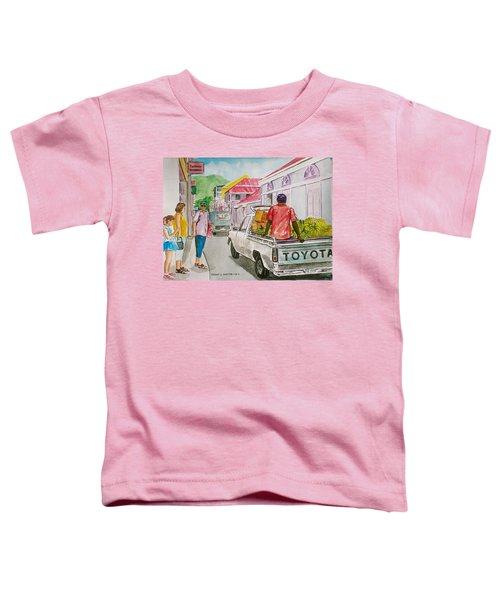 Marigot St. Martin Toddler T-Shirt