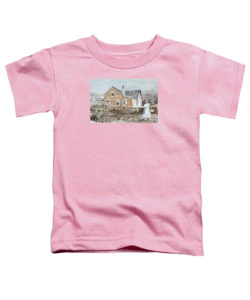 Market Day Toddler T-Shirt