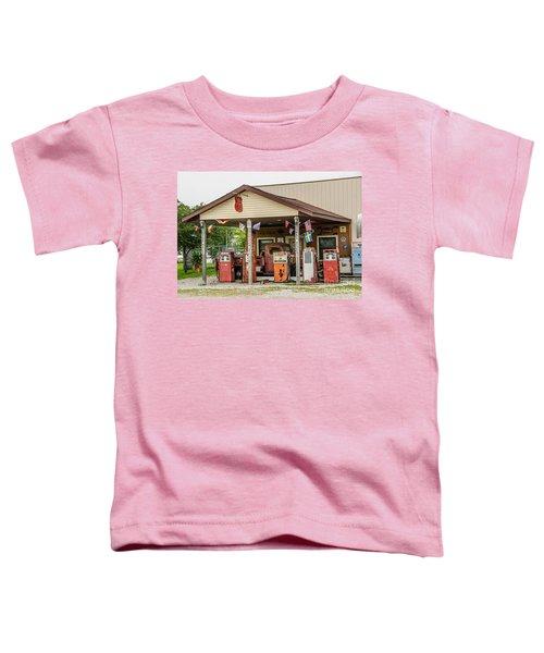 Memories Of Route 66 Toddler T-Shirt