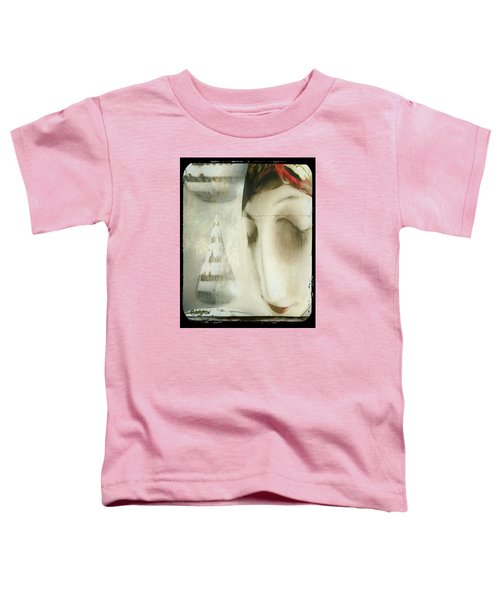 Moon Face Toddler T-Shirt