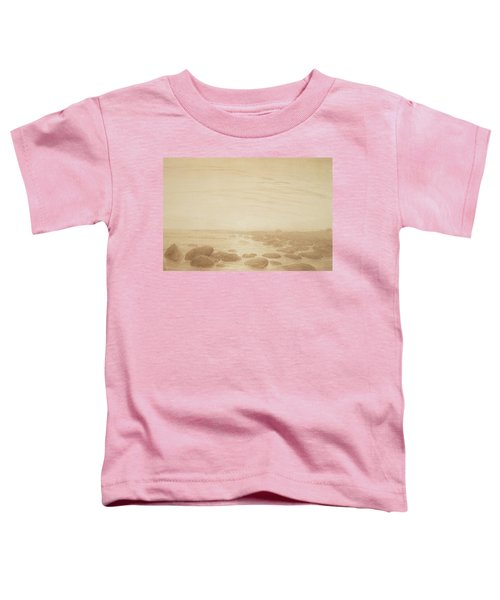 Moonrise On The Sea Toddler T-Shirt