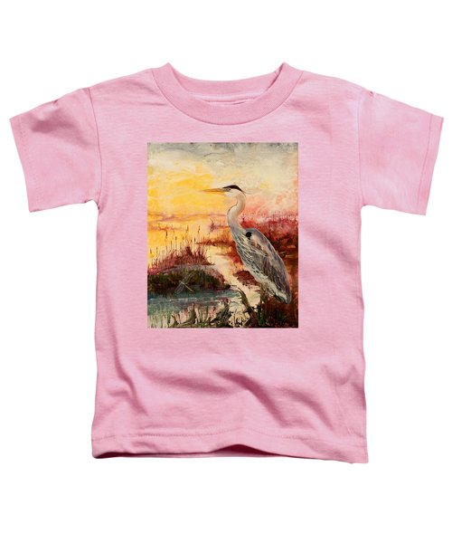 Morning Has Broken Toddler T-Shirt
