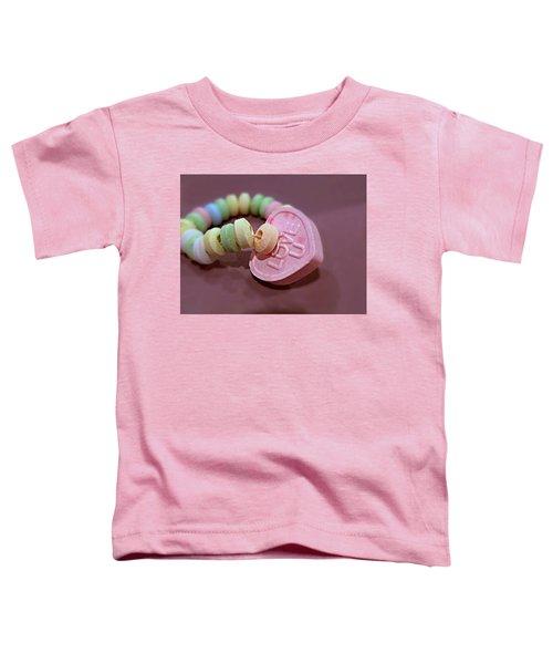 My Sweetheart Toddler T-Shirt