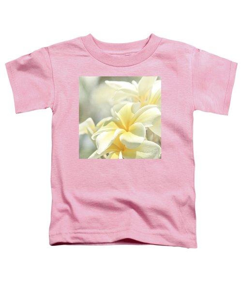 Na Lei Pua Melia Aloha E Ko Lele Toddler T-Shirt