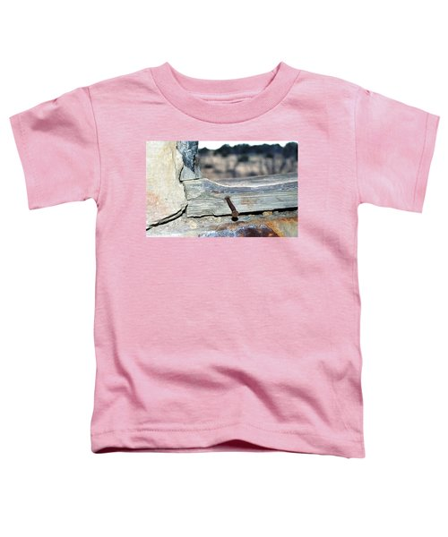 Nail On The Trail Toddler T-Shirt
