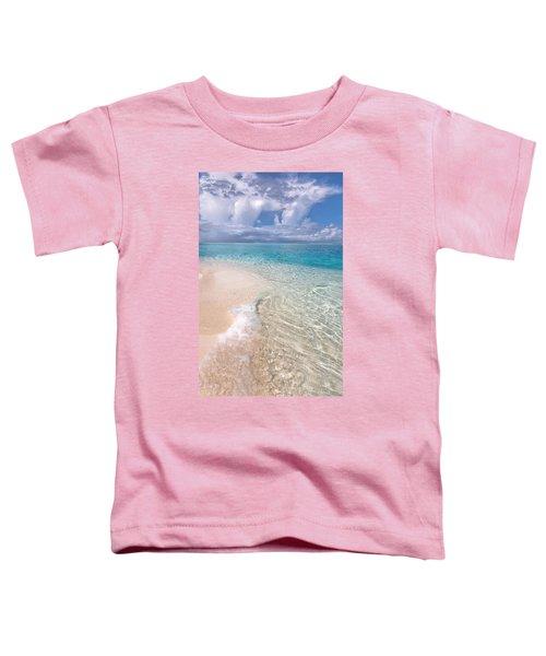 Natural Wonder. Maldives Toddler T-Shirt