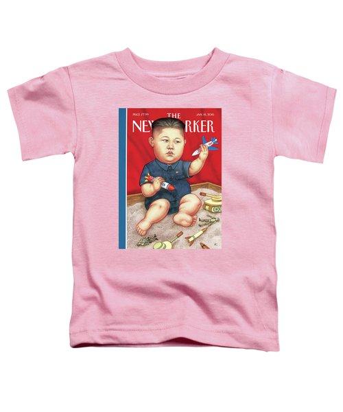 New Toys Toddler T-Shirt