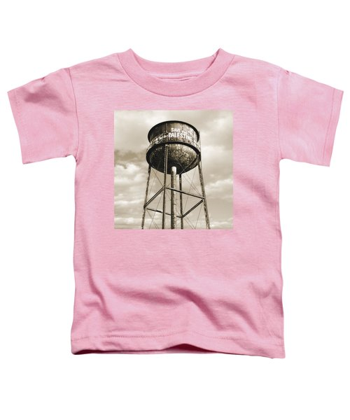 New York Water Towers 11 - Greenpoint Brooklyn Toddler T-Shirt