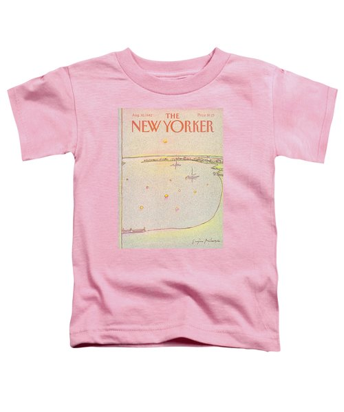 New Yorker August 30th, 1982 Toddler T-Shirt