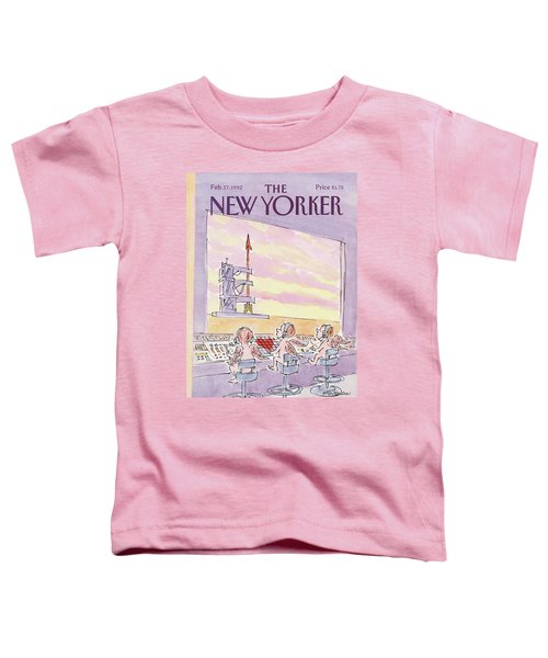 New Yorker February 17th, 1992 Toddler T-Shirt