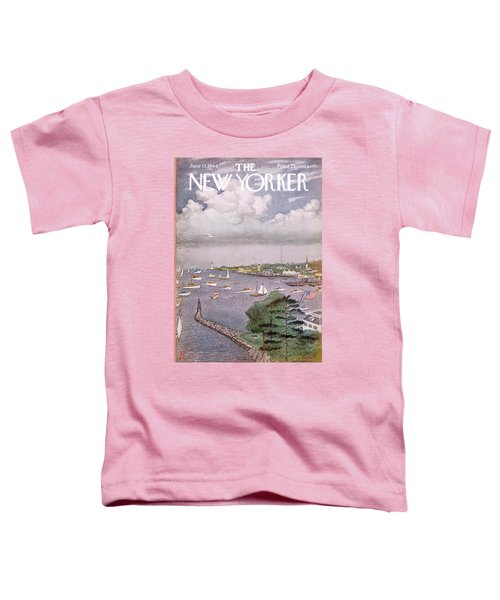 New Yorker June 13th, 1964 Toddler T-Shirt