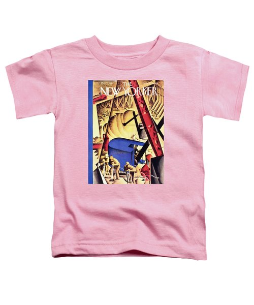 New Yorker May 2 1931 Toddler T-Shirt