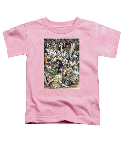 New Yorker September 29th, 1997 Toddler T-Shirt