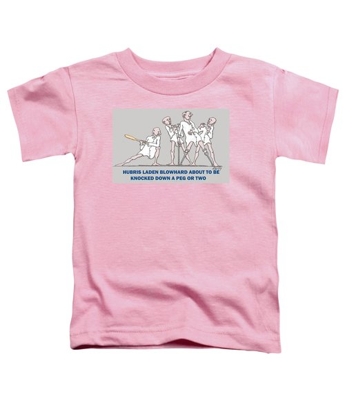 No Mercy Toddler T-Shirt