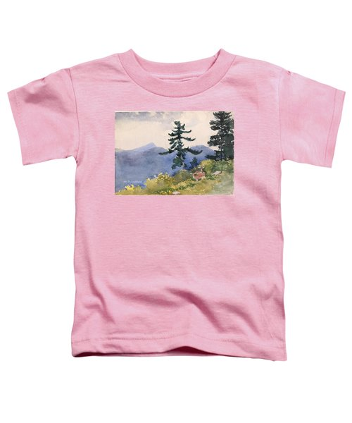 North Woods Club Toddler T-Shirt