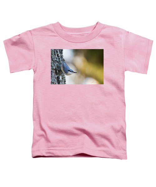 Nuthatch In The Classical Position Toddler T-Shirt