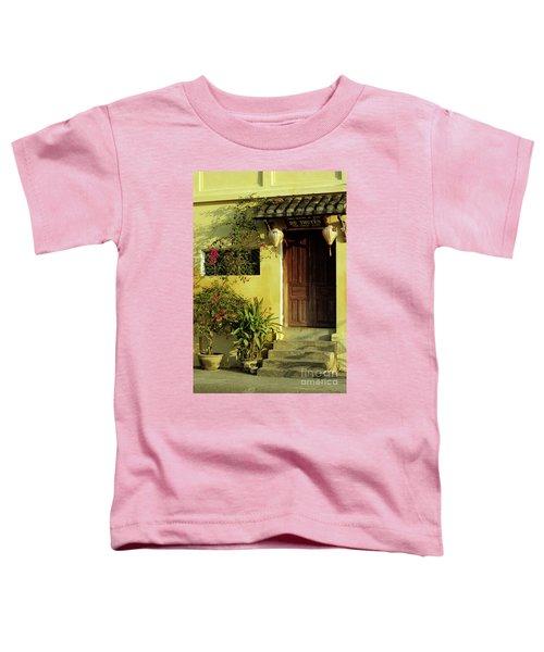 Ochre Wall 01 Toddler T-Shirt