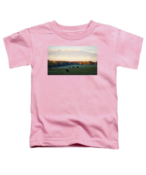 October Morning Toddler T-Shirt
