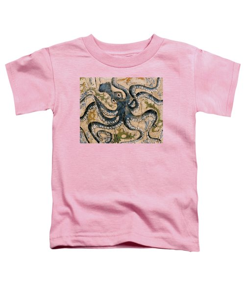 Octopus - Study No. 2 Toddler T-Shirt